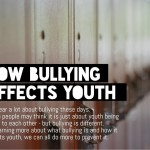Infographic: How Bullying Affects Youth